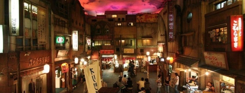 Japanese Food Theme Parks